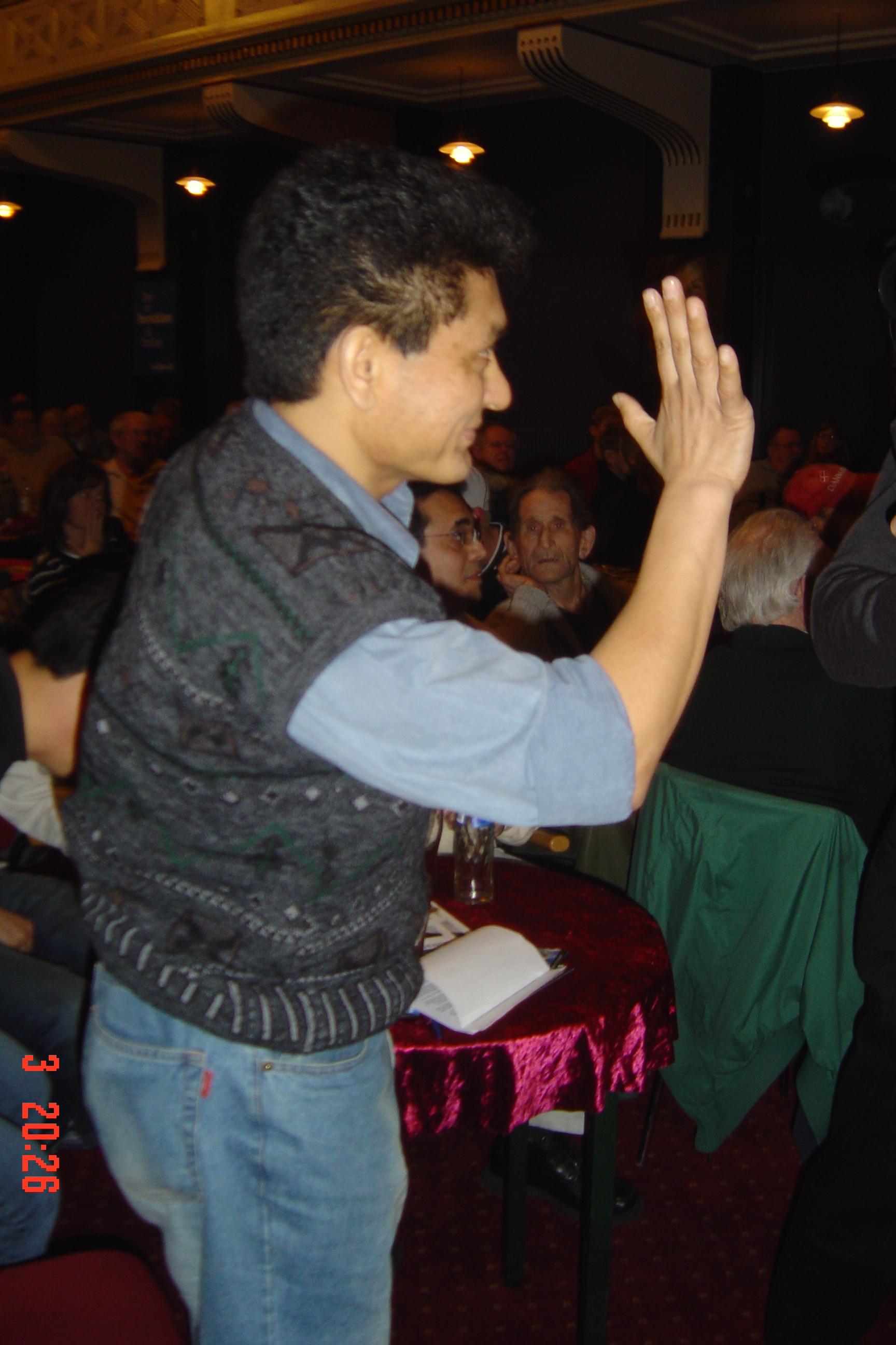 syriske børn danser
