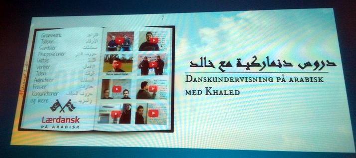dansk for arabere